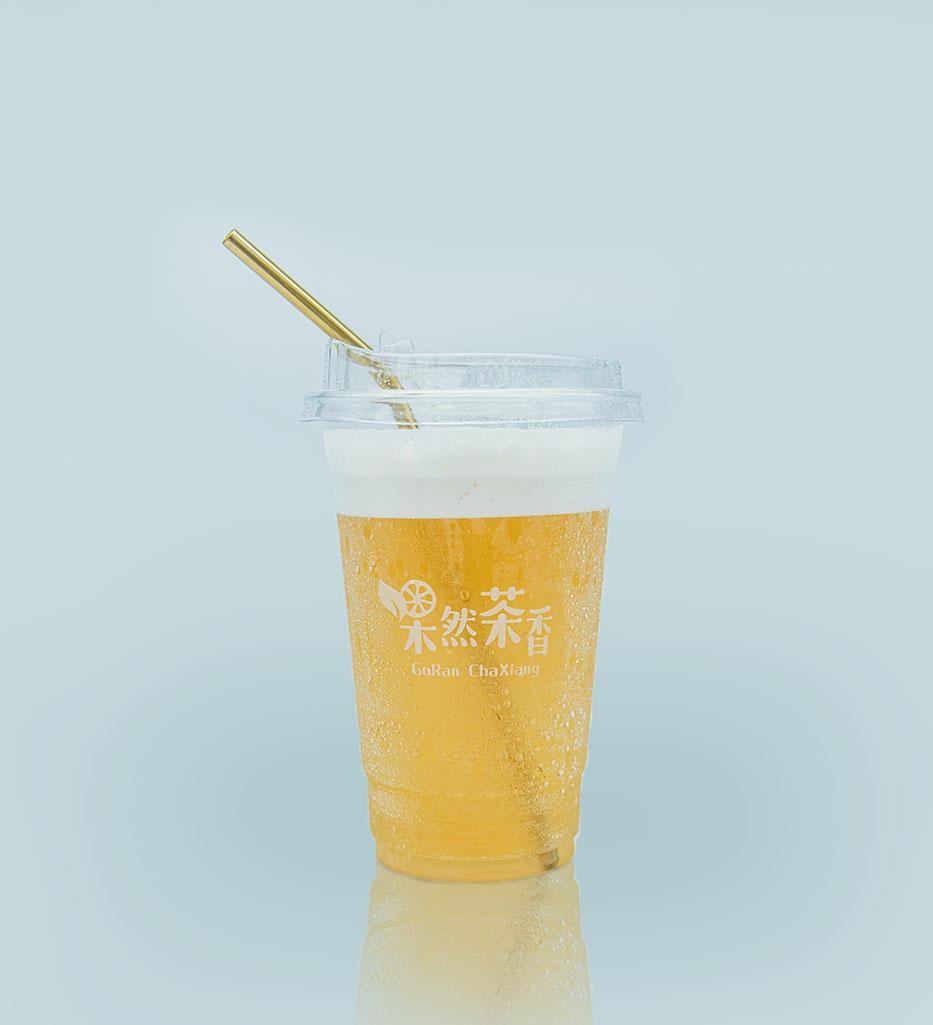 阿里山氮氣冷萃金萱茶 Nitro Cold Brew Jin Xuan Tea